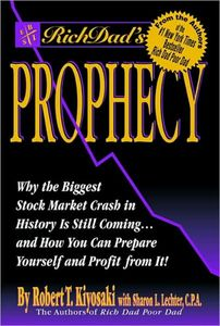 Reading - Rich Dad's Prophecy by Robert Kiyosaki