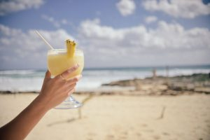 Beach Mixed Drink - What's Your Post-Retirement Multiplier?