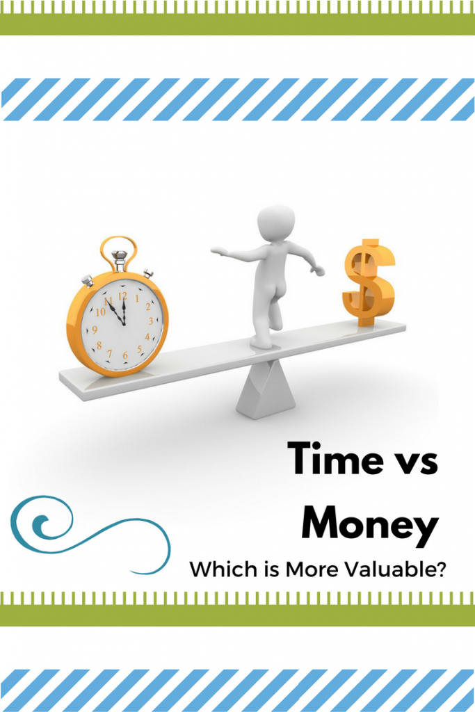 Time Versus Money - Which is More Valuable?
