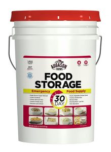 Augason Farms 30-Day Emergency Food Storage Supply Pail - Long-Term Food Storage