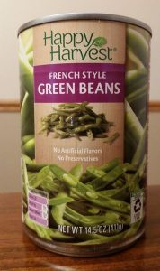 Green Beans - Long-Term Food Storage
