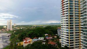 Panama Vacation - Part 1 - Nueva Gorgona and Anton Valley - Mountain view...