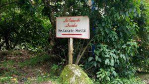 Panama Vacation - Part 1 - Nueva Gorgona and Anton Valley - Restaurant sign