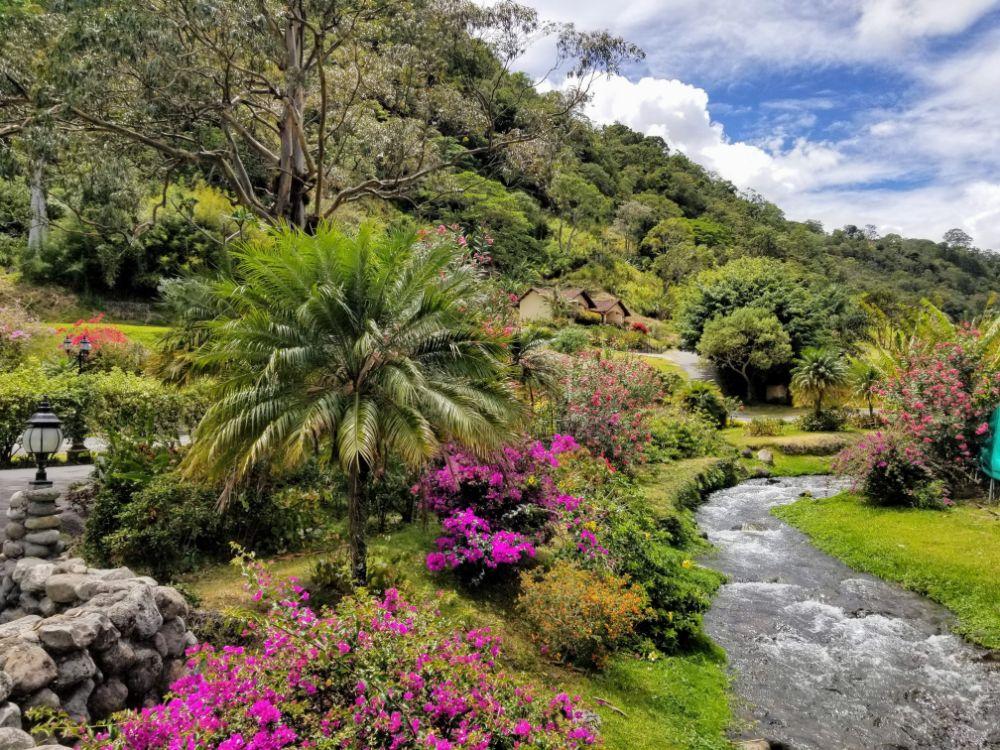 Boquete, Panama in Photos - Stream
