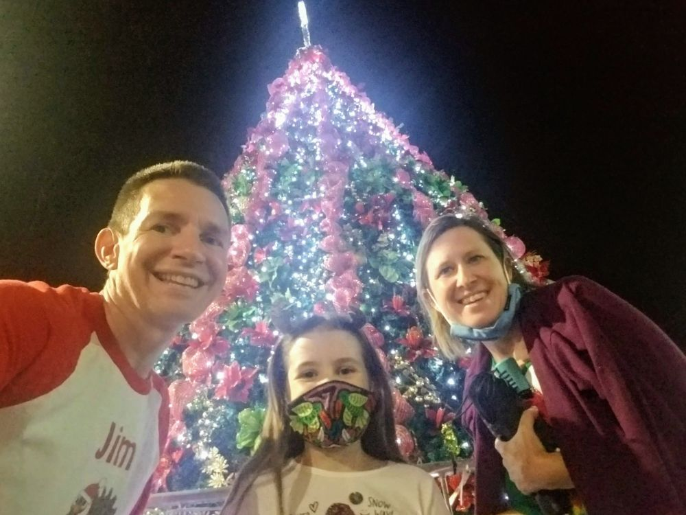 A Christmas Story in Panama… Back in Lockdown! - Festive Boquete, Panama