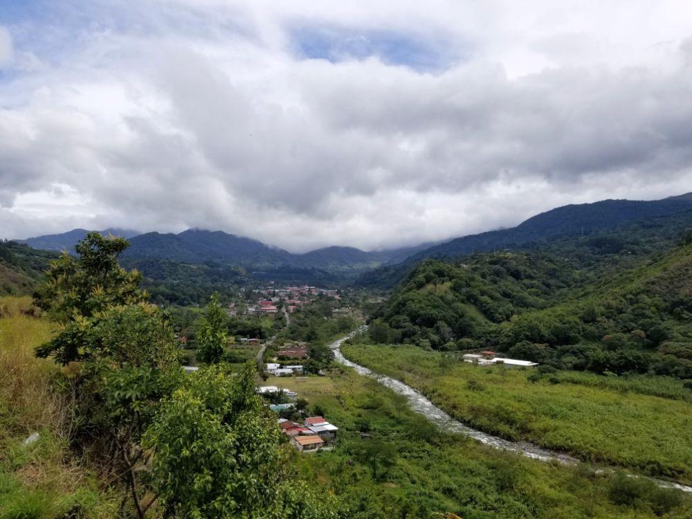 View of Bajo Boquete