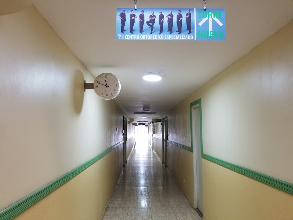 An Example of the Cost of Healthcare in Panama - Chiriqui Hospital