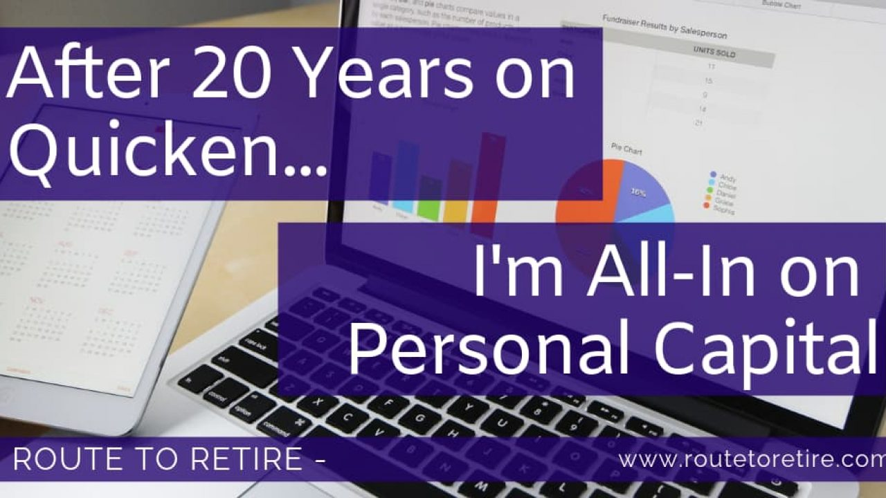 After 20 Years on Quicken, I'm All-In on Personal Capital