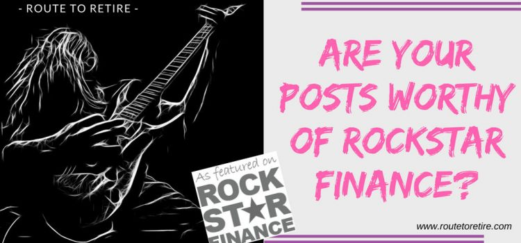 Are Your Posts Worthy of Rockstar Finance?