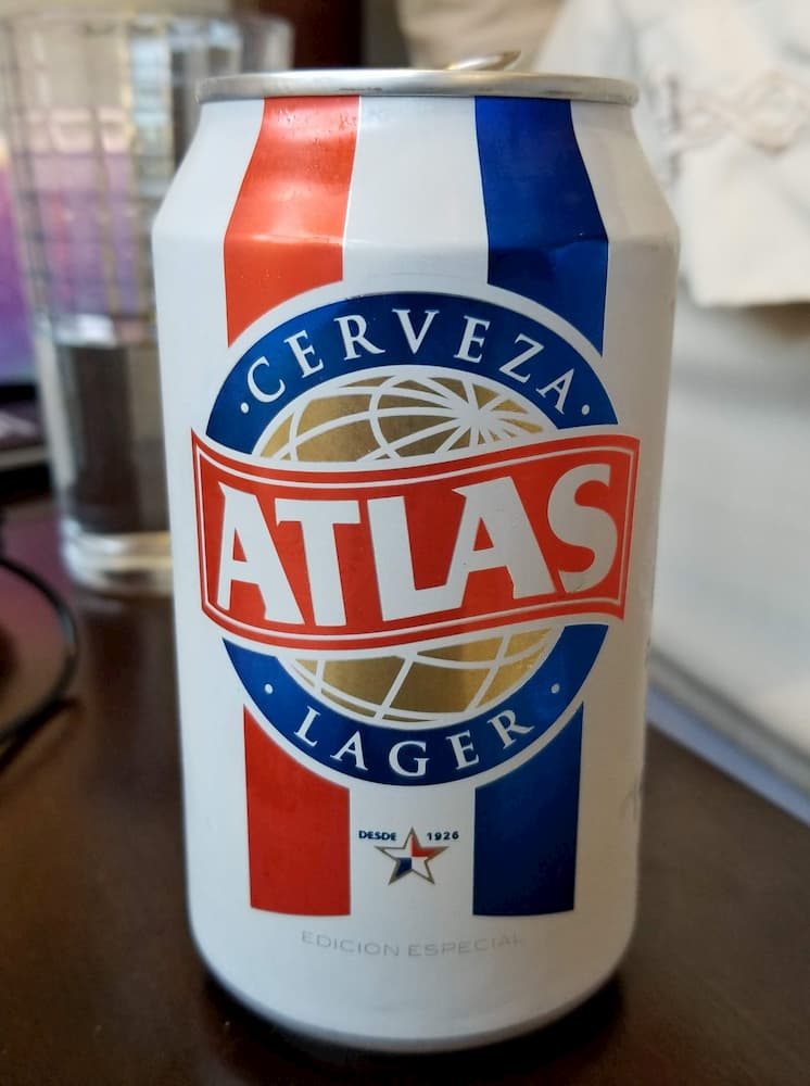Atlas Beer