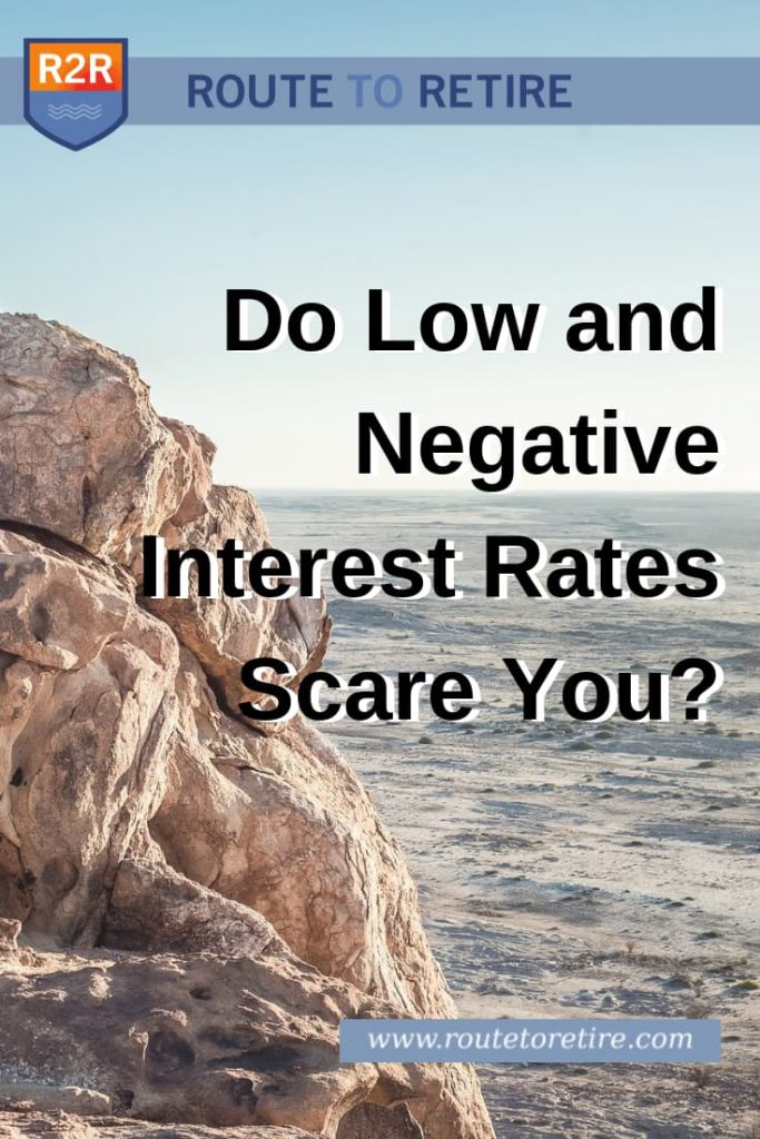 Do Low and Negative Interest Rates Scare You?