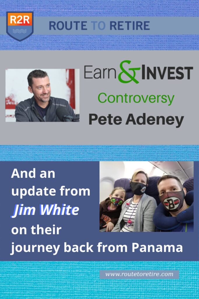 Earn & Invest Podcast Appearance – Panama Update