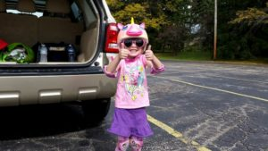 46 More Unforgettable Quotes from My Daughter [Part 2] - Faith before her no-training-wheels practice
