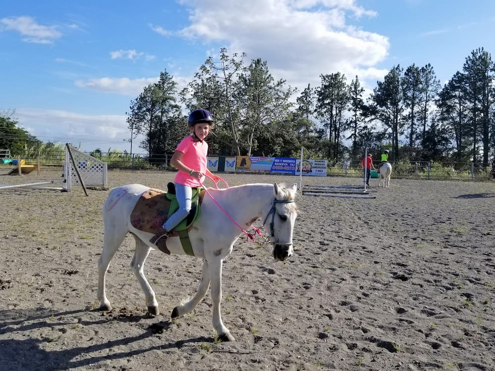 Making Plans for the Future – Stay or Go? - Faith horseback riding