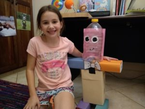 My Homeschooling Review After One Interesting Year - Faith and Georgie