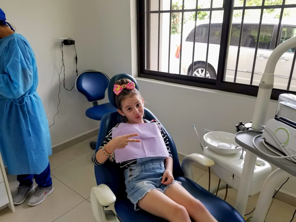 Our First Visit to the Dentist in Panama Was… Different - Faith in the Dentist Chair