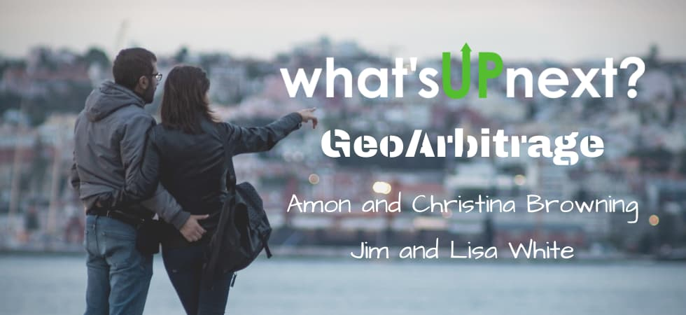 What's Up Next - Geoarbitrage