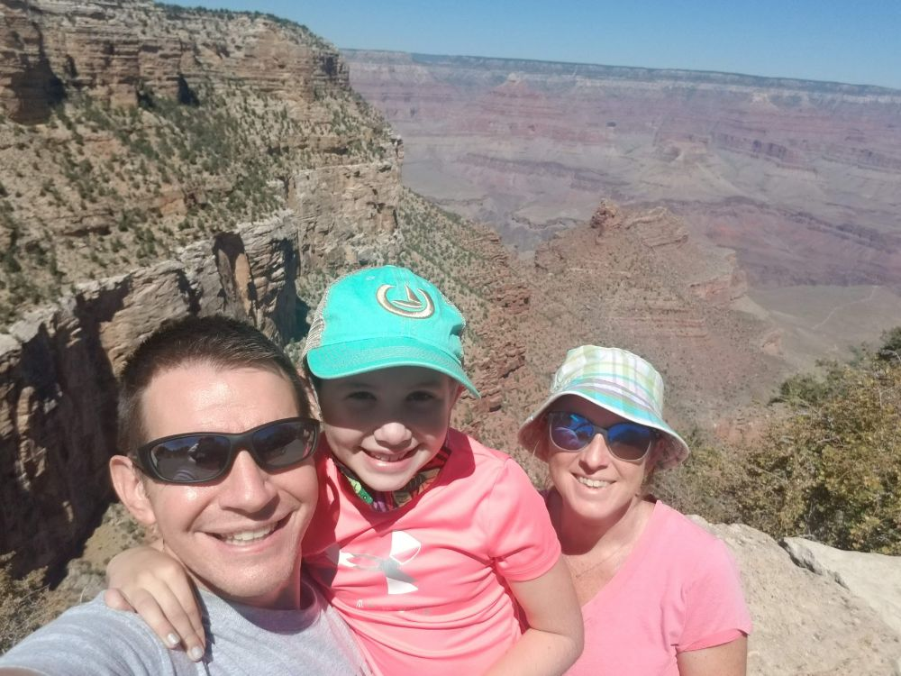 Making Plans for the Future – Stay or Go? - Grand Canyon Visit