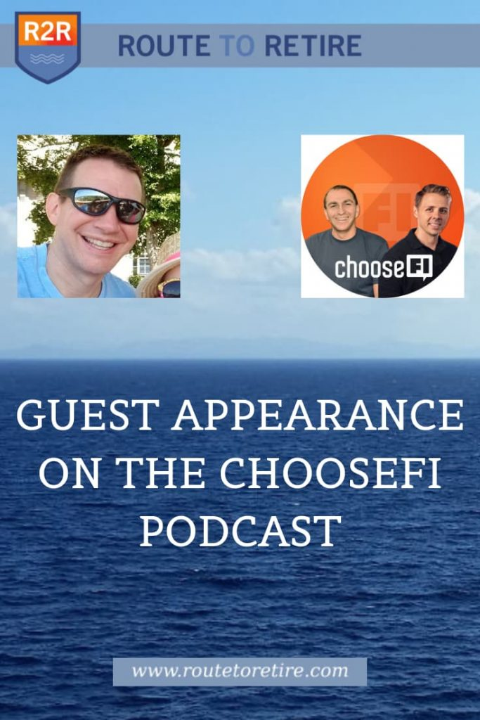 Guest Appearance on the ChooseFI Podcast