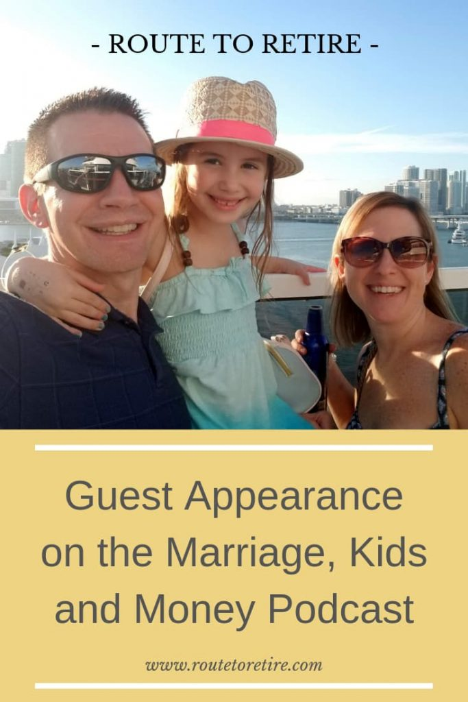 Guest Appearance on the Marriage, Kids and Money Podcast