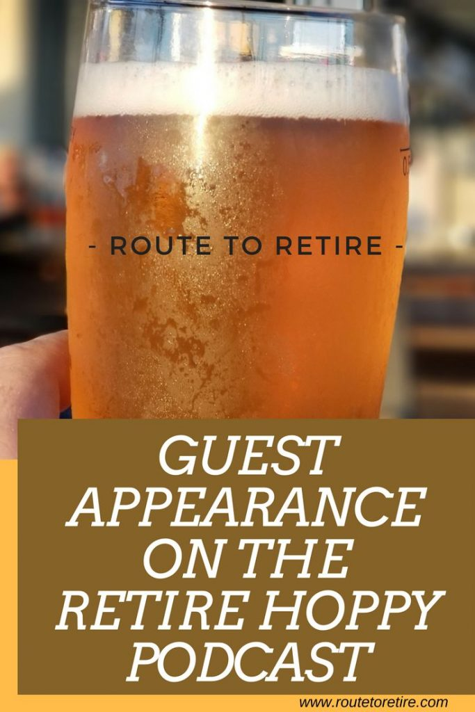 Guest Appearance on the Retire Hoppy Podcast