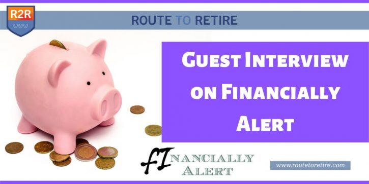 Guest Interview on Financially Alert