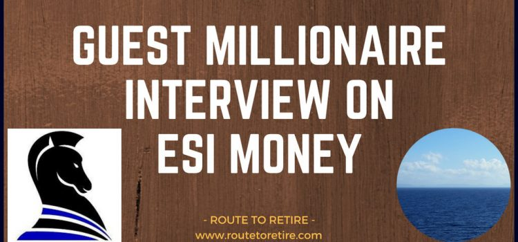Guest Millionaire Interview on ESI Money