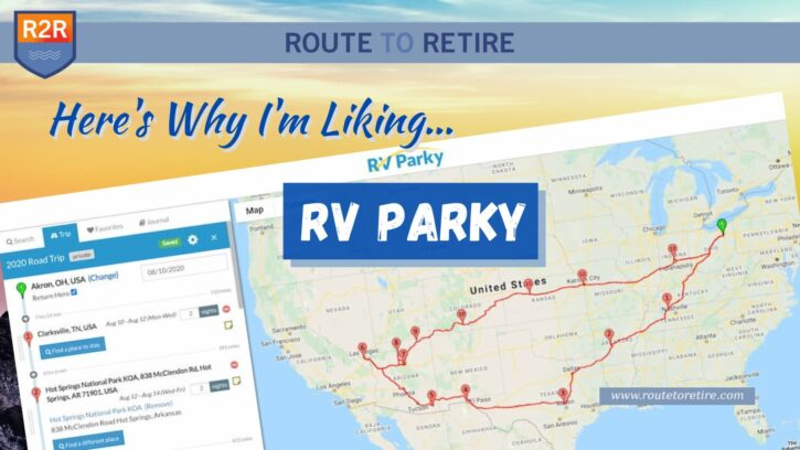 Here's Why I'm Liking… RV Parky