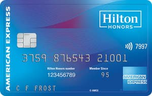 Hilton Honor American Express Surpass Card