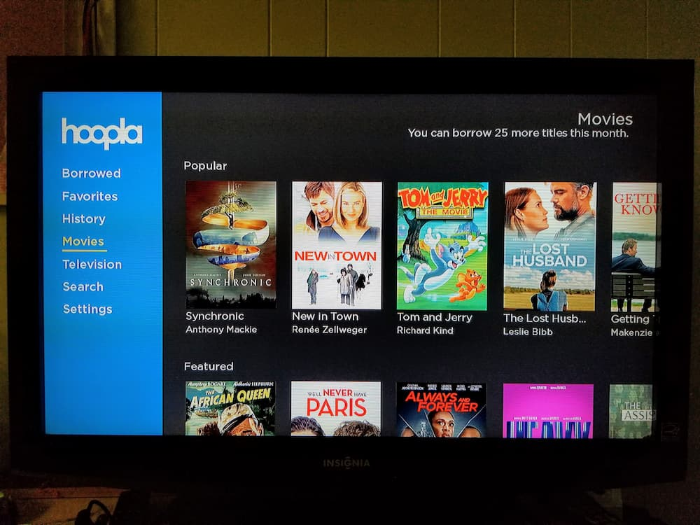 How We're Streaming Movies, TV, and Music for Free - Hoopla