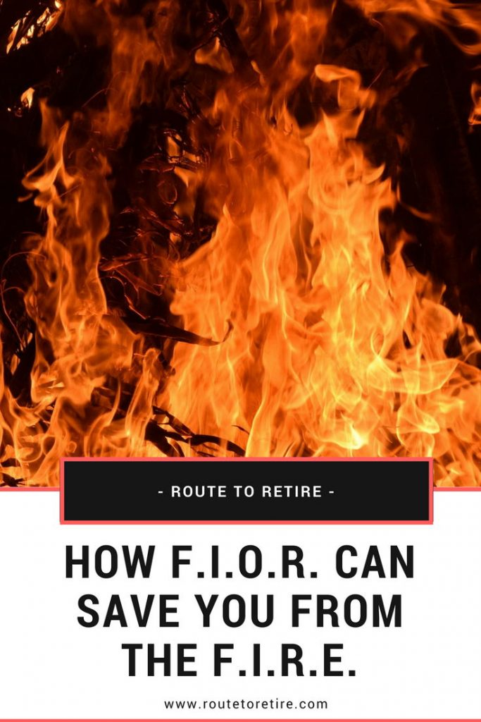 How FIOR Can Save You From the FIRE