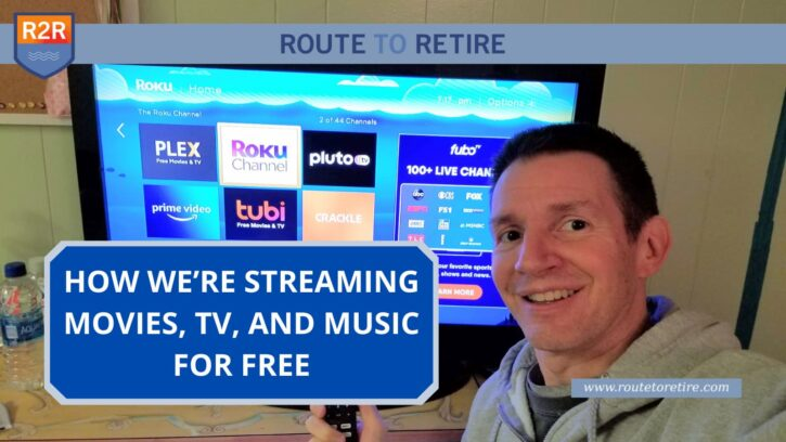 How We're Streaming Movies, TV, and Music for Free