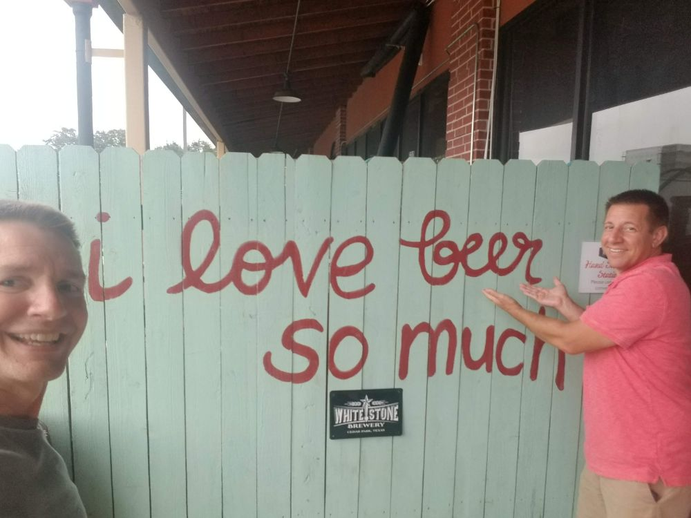 Three Weeks in Texas – A Big Stop on the Road Trip - I Love Beer So Much