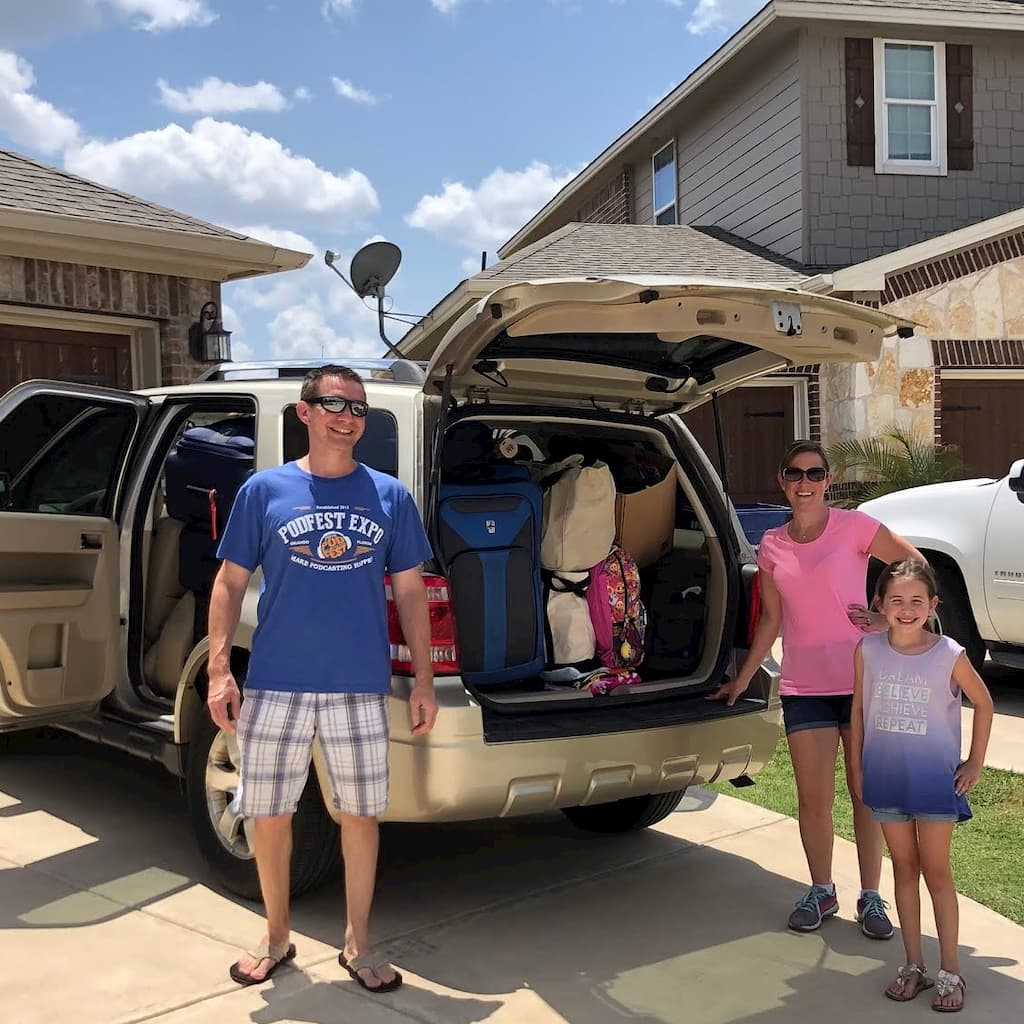 Were We Spending Too Much in July? You Tell Me… - Deep in the heart of Texas!
