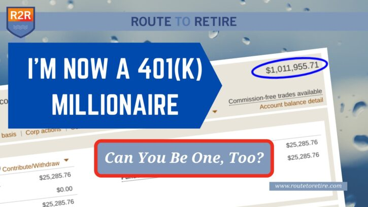 I'm Now a 401(k) Millionaire – Can You Be One, Too?