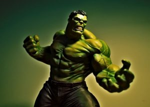 Only You Can Change Your Life… Seriously! - Incredible Hulk