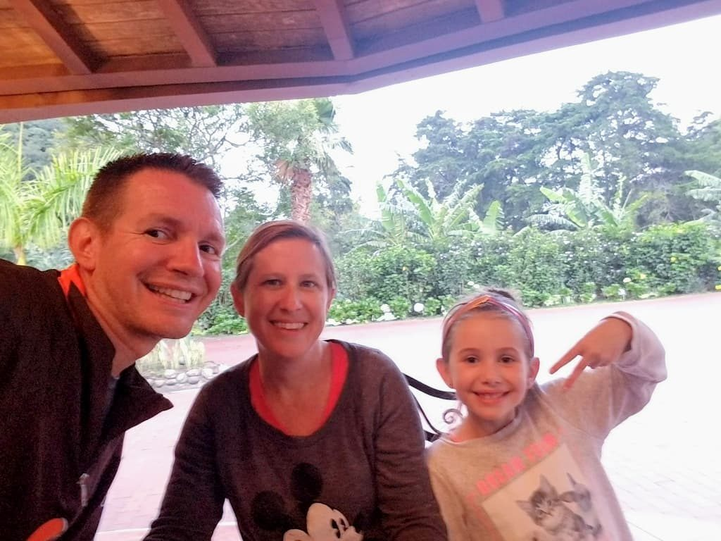 Our First Week of Homeschooling in Panama - Time Together