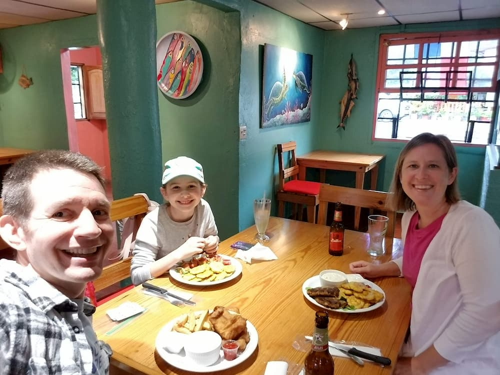 Here's Why I'm Liking… The Courage to Be Disliked - Lunch at the Fish House
