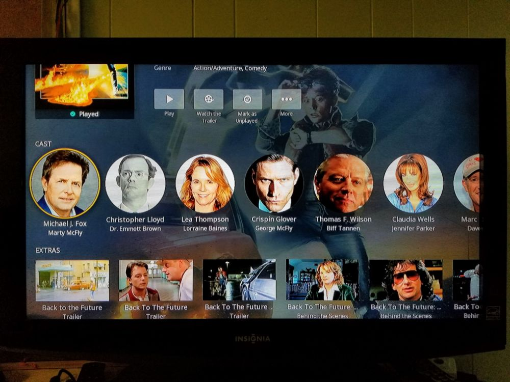 How We're Streaming Movies, TV, and Music for Free - Plex - Back to the Future
