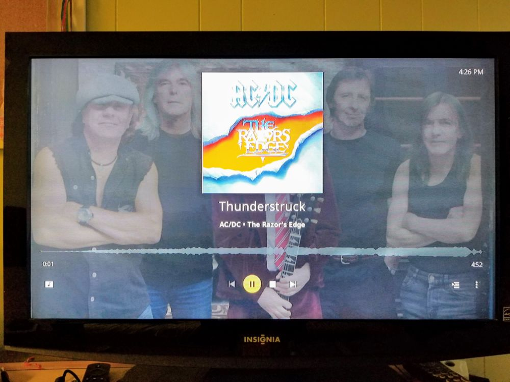How We're Streaming Movies, TV, and Music for Free - Plex - AC/DC Thunderstruck