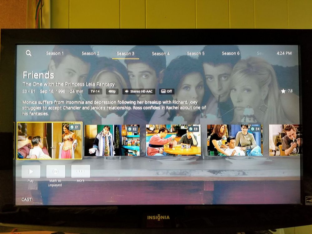 How We're Streaming Movies, TV, and Music for Free - Plex- Friends Season 3