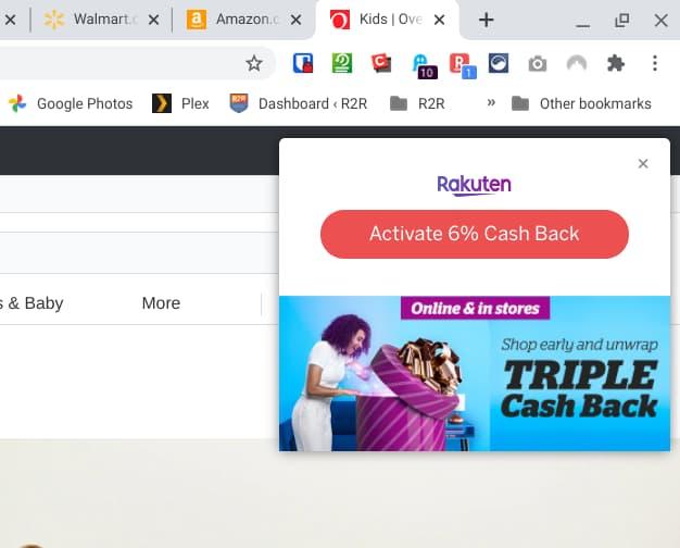 The Best Chrome Extensions for Online Shopping $$$ - Rakuten - Activate Cash Back