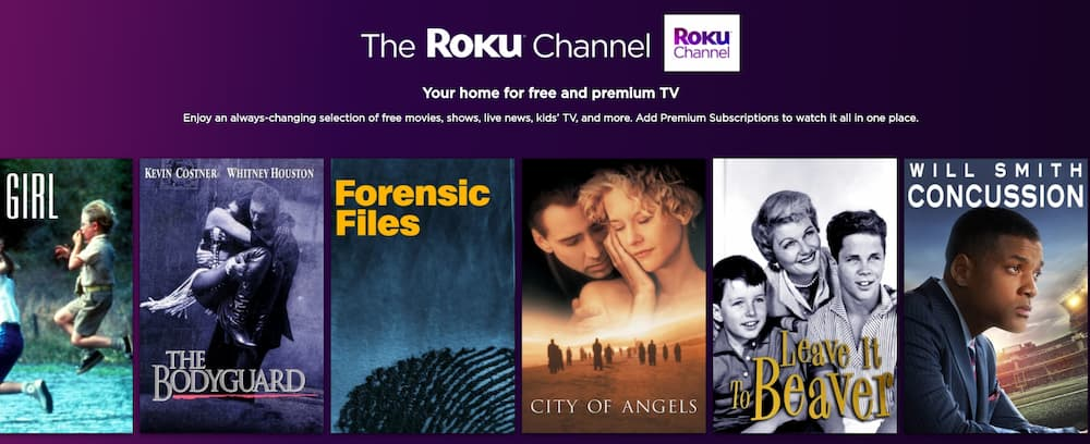 How We're Streaming Movies, TV, and Music for Free - Roku Channel Movies and TV