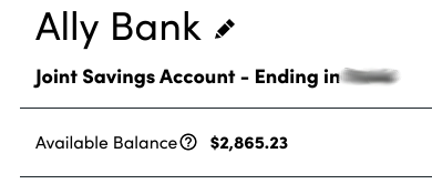 $1.3 Million Net Worth… Yet Scraping By Right Now - Ally Bank Savings