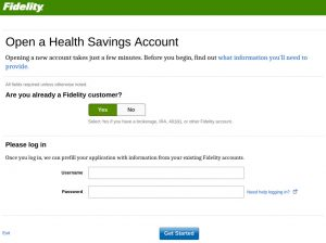 Open a Health Savings Account