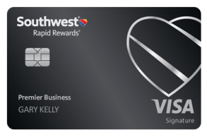 Southwest Airlines Rapid Rewards Premier Business Card