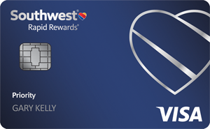 Southwest Airlines Rapid Rewards Priority Card