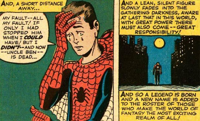 Why Spider-Man's Path is Like the Journey to FIRE