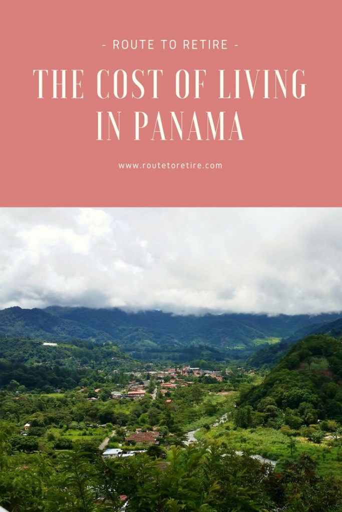 The Cost of Living in Panama