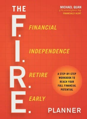 The FIRE Planner Book Cover